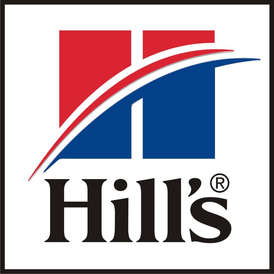 Hills logo dyreklinikk